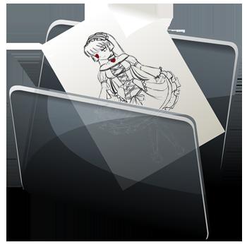 аниме иконки для рабочего стола: